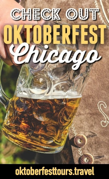 Oktoberfest Chicago, Illinois: when, where, how much is admission, and what to expect #oktoberfest #chicago #beerfestival