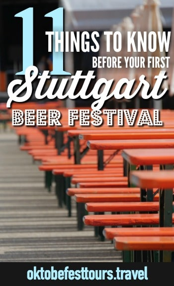 11 Essential Things to Know Before Your First Stuttgart Beer Festival, Stuttgart, Germany - also known as the Cannstatter Volksfest #germany #oktoberfest #beer #festival