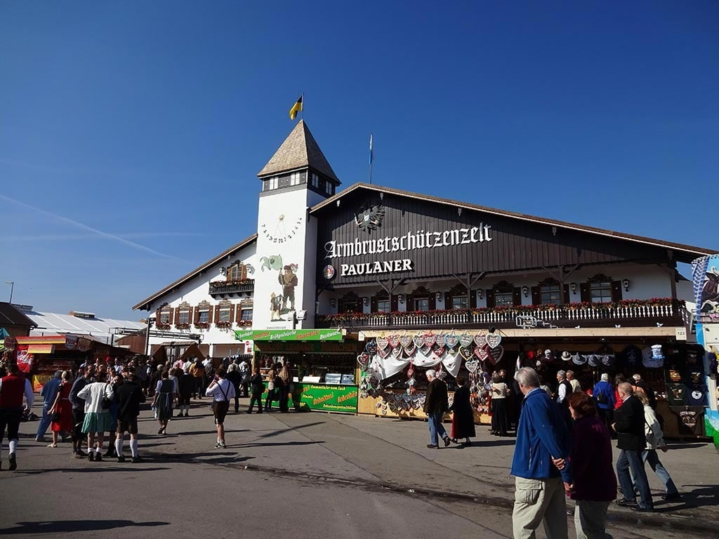 Beer Tent Tickets Oktoberfest