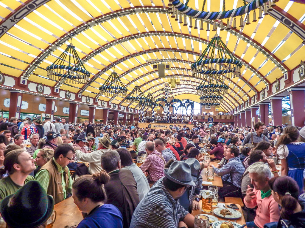 Oktoberfest Tickets Reservations