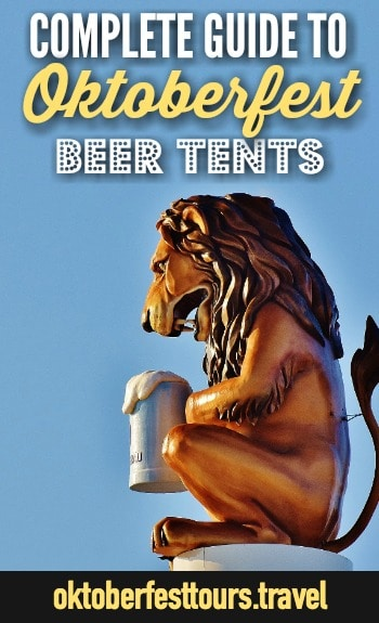 Complete guide to Oktoberfest beer tents | Beer tent hours | FAQs | Tips | Oide Wiesn | Hofbrau Festzelt | Hacker-Pschorr | Schottenhamel | Lowenbrau & Schutzen | Weinzelt | Gay Sunday | Kids Day | Augustiner | Armbrustschutzenzelt | History #oktoberfest #beertents #beer #munich #germany