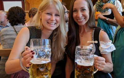 Beer Consumption Oktoberfest 20