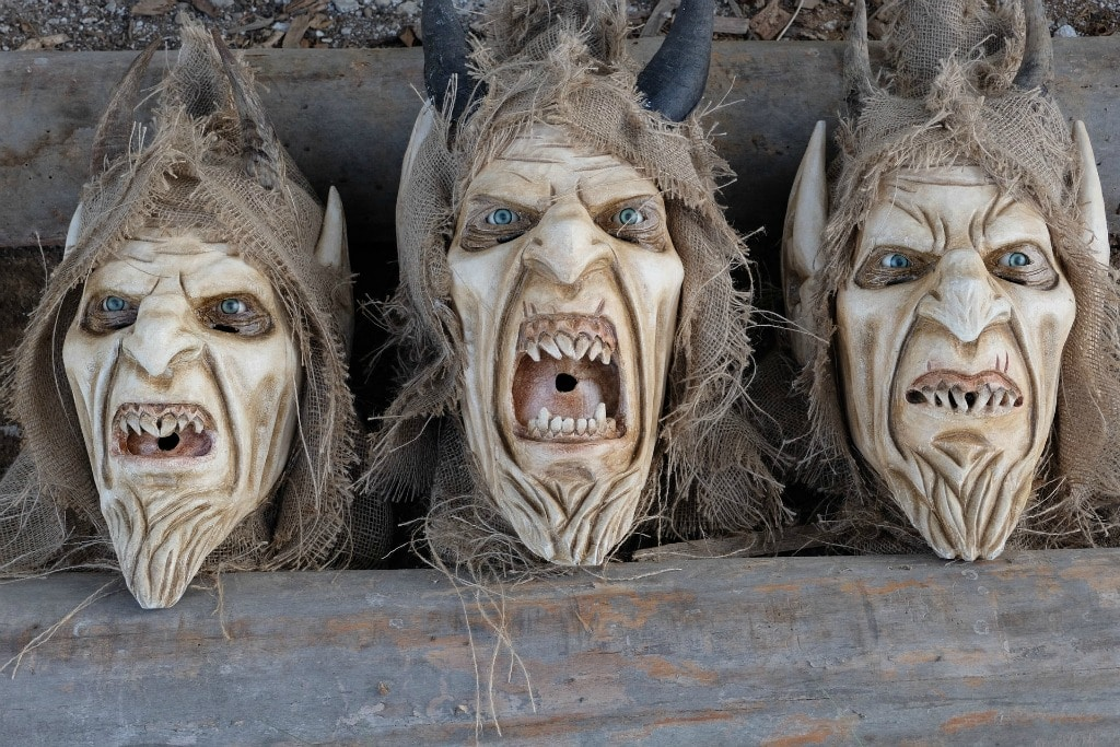 7 Things You Need to Know About Krampus, Germany's Christmas Demon