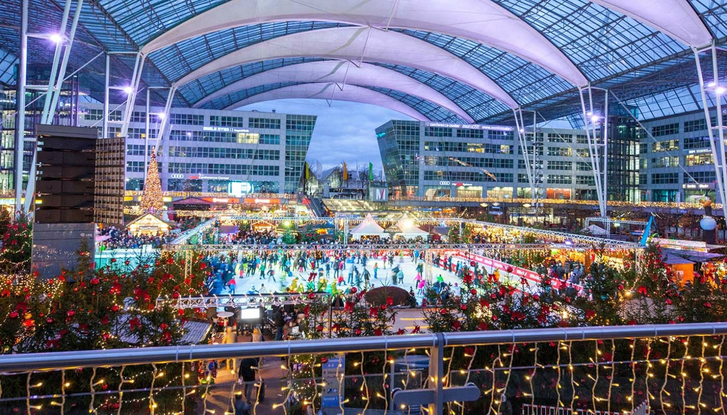 7 Reasons the Munich Airport Christmas Market Is the Only One You Need to Visit | Flughafen München, #munich #christmasmarket #germany #traveltips