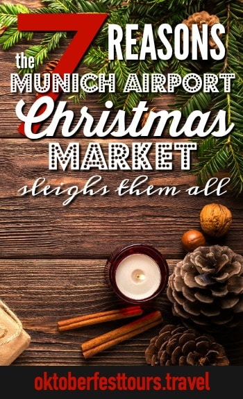 7 Reasons the Munich Airport Christmas Market Is the Only One You Need to Visit | Flughafen München, #munich #christmasmarket #germany #christmas #holidays #traveltips