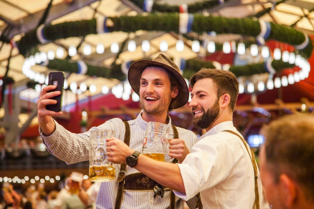 8 reasons to attend oktoberfest in Munich, Germany at least once in your life | Gemütlichkeit, Oktoberfest bucket list | #oktoberfest #beer #munich #germany