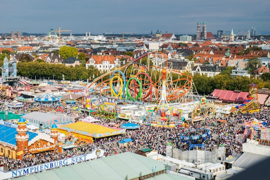 8 reasons to attend oktoberfest in Munich, Germany at least once in your life   Oktoberfest bucket list   #oktoberfest #beer #munich #germany