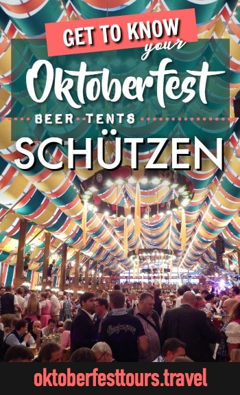 Get to know your Oktoberfest beer tents: Schützen Festzelt #oktoberfest #beer #festival #munich #germany #lowenbrau