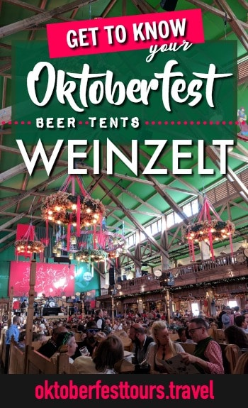 Get to know your Oktoberfest beer tents: Kufflers Weinzelt #oktoberfest #beer #festival #munich #germany #spaten