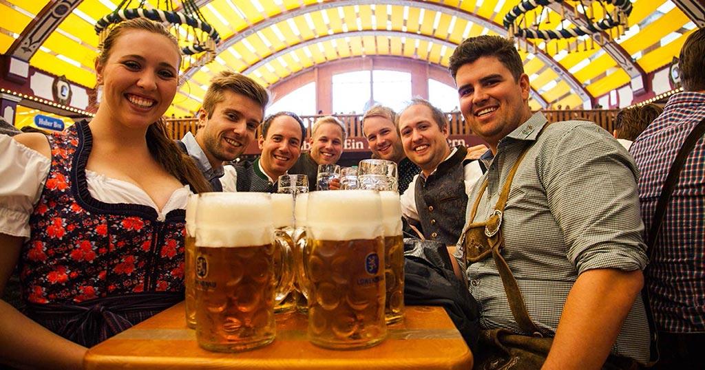 Oktoberfest Munich Tours
