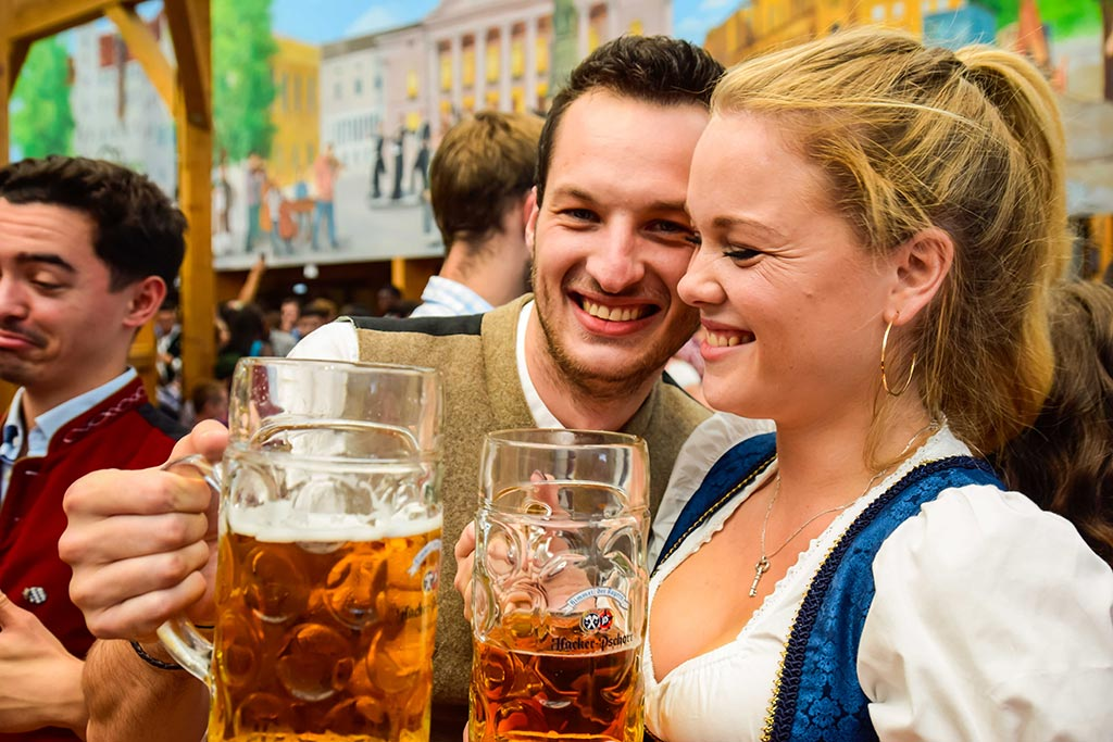 German Beer has Divine Origins