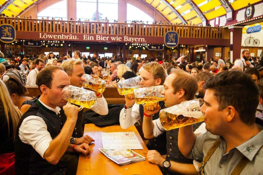 Hangovers Germany