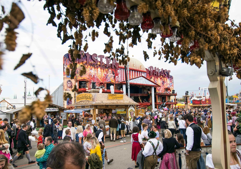 Oktoberfest 2021 schedule of events - family day