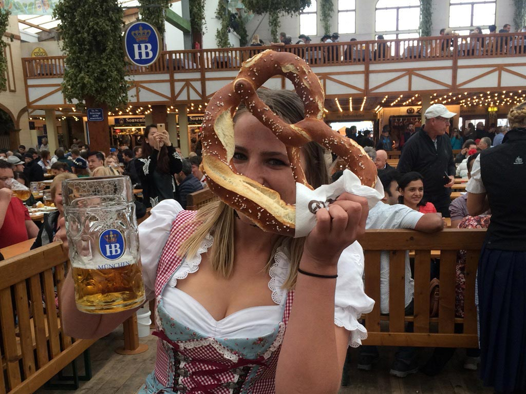 Oktoberfest 2021 Germany