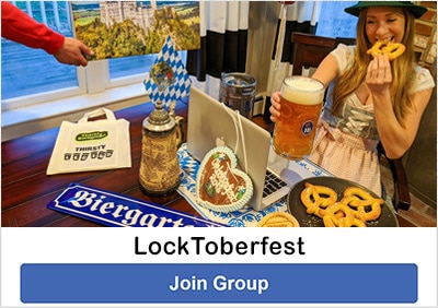 LockToberfest Facebook Group