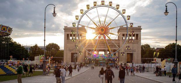 Munich Summer in the City 2020