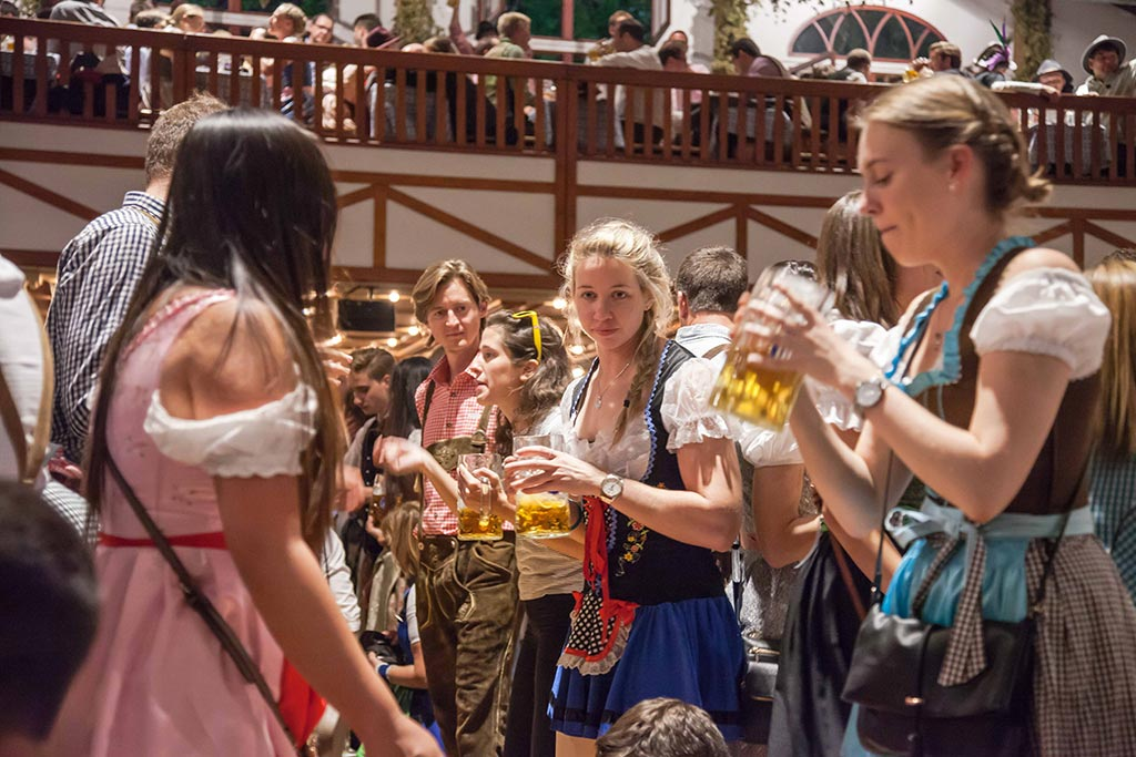 Millions of Liters of beer will be consumed at the 2022 festival